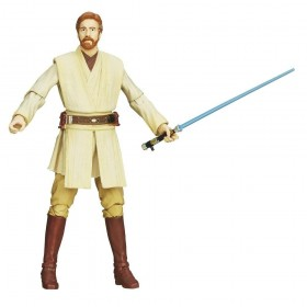Star Wars The Black Series Obi-Wan Kenobi (Blue Packaging)